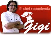 Recetas sin gluten del Chef Gigi