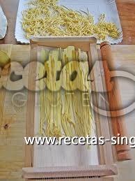 Espaguetis Rústicos