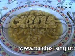 Strozzapreti De Romagna (sopa Con Masa De Pan Rallado, Huevos, Queso Y Especias)