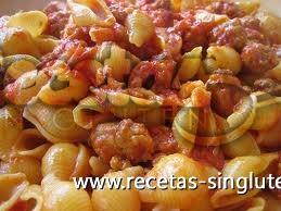 Pasta Con Chorizo, Calabaza Y Semillas De Hinojo